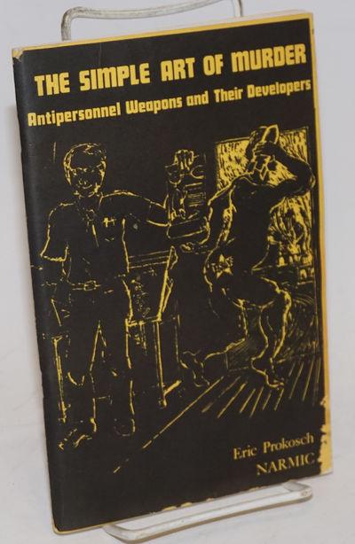Philadelphia, PA: NARMIC, 1972. Pamphlet. 88p., wraps, edges worn else good condition. Many diagrams...