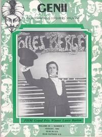 image of Genii: The International Conjurors Magazine: August 1982