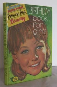 BIRTHDAY book for girls 1972