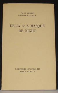 Delia or A Masque of Night.