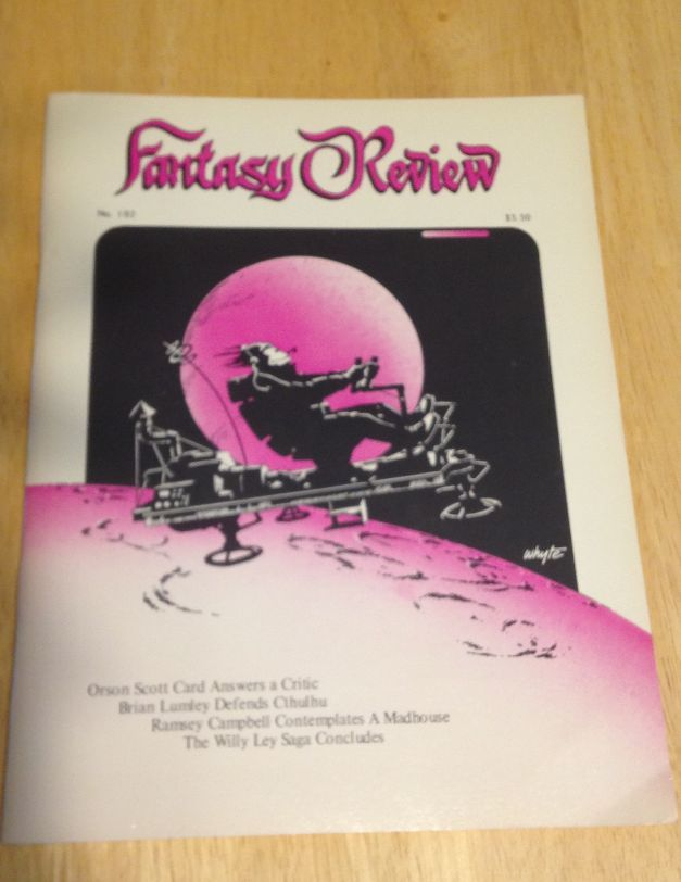 FANTASY REVIEW: THE LITERARY JOURNAL OF FANTASY & SCIENCE ...