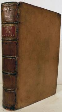 An Introduction To Botany. Containing An Explanation Of The Theory of that Science; Extracted From The Work of Dr. Linnaeus; With Twelve Copper-Plate, Two Explanatory Tables, An Appendix, And Glossary