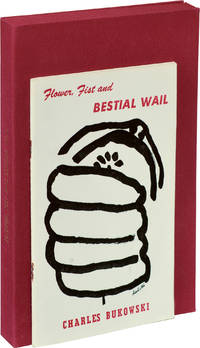 image of Flower, Fist and Bestial Wail (First Edition, author's edition with original illustration by Bukowski)