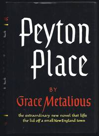 image of Peyton Place ( Facsimile Of The 1956 First Edition )