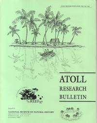 Atoll Reserach Bulletin: Nos. 443-449 (October 1997)
