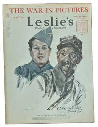 Leslie's Illustrated Weekly Newspaper: The War in Pictures (February 23, 1918)