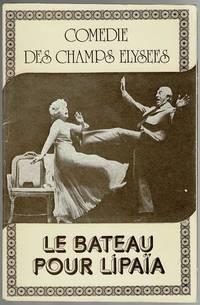 image of Le Bateau Pour Lipaia by Alexei Arbouzov: Comedie des Champs Elysees Theatre Programme