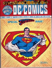 image of Amazing World of DC Comics July 1975