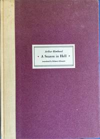 A SEASON in HELL (1939 Hardcover Limited Edition - translated by Delmore Schwartz)