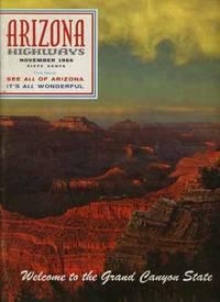 Arizona Highways November 1966