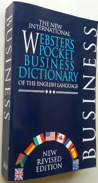 Webster's Pocket Business Dictionary