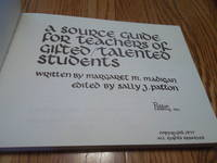 A Source Guide for teachers of Gifted/talented Students (Man Creates Philosophers)