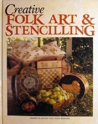 Creative Folk Art And Stencilling