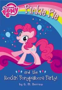 My Little Pony: Pinkie Pie and the Rockin' Ponypalooza Party!