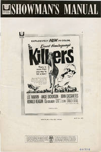 image of The Killers (Original Pressbook for the 1964 film)