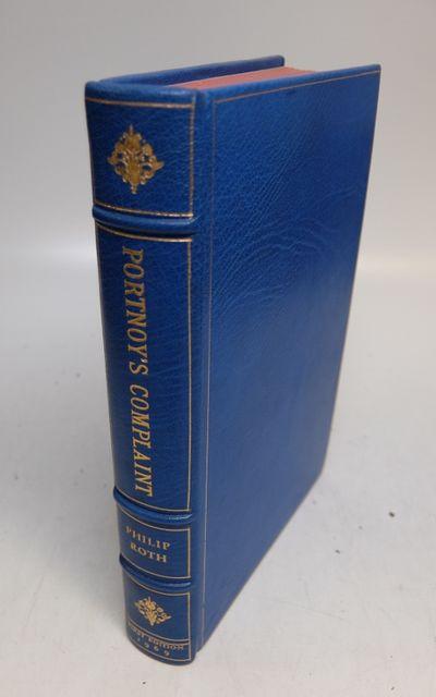 New York: Random House, 1969. hardcover. fine. 8vo, handsomely rebound in blue morocco, gilt spine, ...