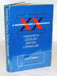 image of Twentieth Century British Literature: A Reference Guide and Bibliography