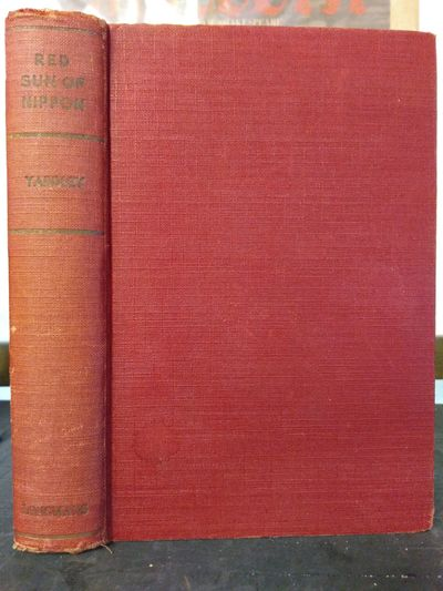 New York: Longmans, Green, and Co, 1934. First Edition. Hardcover. 8vo., 247 pp., VG-/no DJ; red clo...