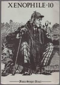 [Fanzine]: Xenophile 10 (January 1975)