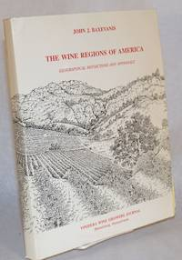 Wine Regions of America. Geographical Reflections and Appaisals