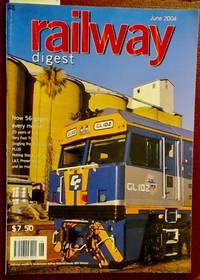 image of Railway Digest Magazine, June 2004