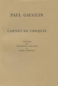 Paul Gauguin: A Sketchbook
