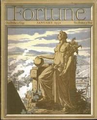 FORTUNE MAGAZINE ( JANUARY, 1932)  Volume V, No. 1