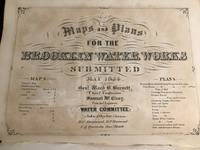 image of Documents and Plans Submitted By the Water Committee to the Common Council of the City of Brookyn for the Year 1854