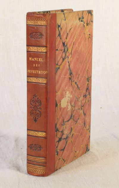 Paris: Chez Capelle et Renand, 1808. Octavo, 6-384 pages. First edition. A treatise on the carving o...
