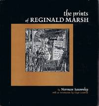 image of The Prints of Reginald Marsh: An Essay and Definitive Catalog of his  Linoleum Cuts, Etchings, Engravings, and Lithographs.
