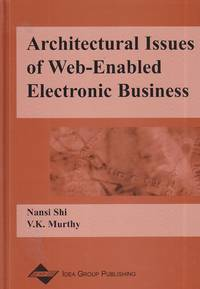 image of Architectural Issues of Web-Enabled Electronic Business