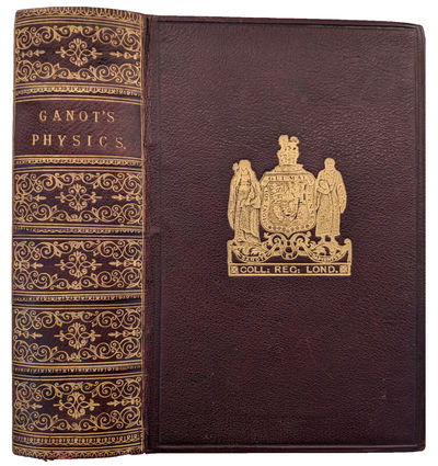 London:: Longmans, Green, 1893., 1893. Fourteenth edition. Thick 8vo. xi, , 1115, pp. 1021+4 figures...