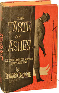 The Taste of Ashes (First Edition)