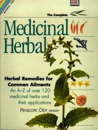 image of The Herb Society's Complete Medicinal Herbal