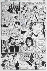 "Green Lantern Volume 2 168, page 8 ""A Ring of Endless Might!"""