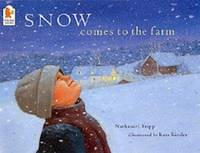 image of Snow Comes To The Farm