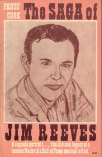 image of The Saga of Jim Reeves: Country and Western Singer and Musician