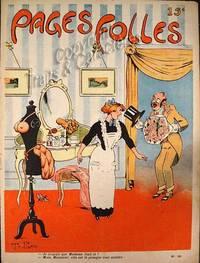 Pages Folles (n°39) Journal satirique hebdomadaire.