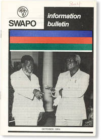 image of SWAPO Information Bulletin, October, 1984