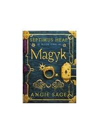 Magyk: Bk. 1 (Septimus Heap) by  Angie Sage - Hardcover - from World of Books Ltd (SKU: GOR001178107)