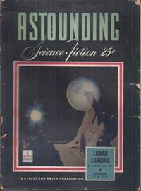 image of ASTOUNDING Science Fiction: October, Oct. 1942