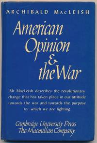 American Opinion & the War