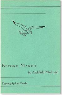 BEFORE MARCH