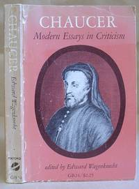 Chaucer - Modern Essays In Criticism