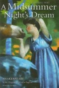 image of A Midsummer Night's Dream (Shakespeare Parallel Text Series)