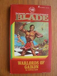 RIchard Blade # 18: Warlords of Gaikon