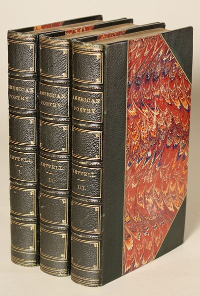 Boston: S. G. Goodrich and Co., 1829. 12mo, three volumes: pp. iv-ix xi-xv xvii-xlviii 2-353 ; iv-x ...