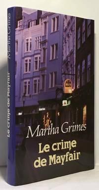 image of Le crime de mayfair