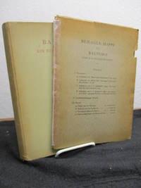 Baltoro Ein Himalaya-Buch: Mit Beitragen von Hettie Dyhrenfurth, Hans Ertl and Andre Roch.