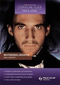 image of Wuthering Heights (Philip Allan Literature Guide for a- Level)